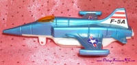 "Image for Air Force ""F-5A"" Freedom Fighter Airplane Vintage 1970s Diecast Pull-Back Reverse Friction Toy <b><span style='color:red'>  *****FIRST CLASS SHIPPING INCLUDED – DOMESTIC ORDERS ONLY!*****  </span></b><span style='color:purple'>"