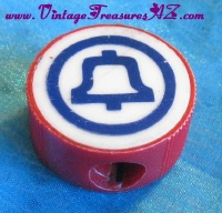 Image for Bell Telephone Company Vintage ca 1969-1970s Promotional Advertising Giveaway Pencil Sharpener <b><span style='color:red'>  *****FIRST CLASS SHIPPING INCLUDED – DOMESTIC ORDERS ONLY!*****  </span></b><span style='color:purple'>