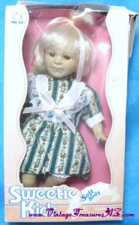 Image for Sweetie Kids Mei-Ah Vintage ca 1970s-1980s Doll Mint-in-Box  <b><span style='color:red'>  *****PRIORITY MAIL SHIPPING INCLUDED – DOMESTIC ORDERS ONLY!*****  </span></b><span style='color:purple'>