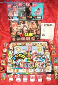Image for TV Guide's Board Game Vintage 1984 Television & Movie Trivia Family Fun Game   <b><span style='color:red'>  *****PARCEL POST SHIPPING INCLUDED – DOMESTIC ORDERS ONLY!*****  </span></b><span style='color:purple'>