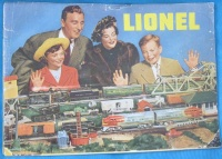 Image for Lionel Trains Vintage 1949 Color-Illustrated 40-page Catalogue Booklet <b><span style='color:red'>*****FIRST CLASS SHIPPING INCLUDED – DOMESTIC ORDERS ONLY!*****  </span></b><span style='color:purple'>