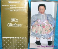 Image for Horsman Ella Cinders Comic Strip Character 1996 Numbered Limited Edition Mini Replica Series Commemorative Doll in Original Box  <b><span style='color:red'>  *****PRIORITY MAIL SHIPPING INCLUDED – DOMESTIC ORDERS ONLY!*****  </span></b><span style='color:purple'>