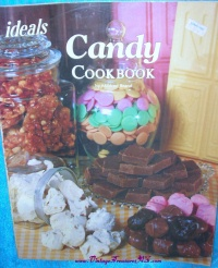 Image for Ideals Candy Cookbook Vintage 1979 Candy Making & Decorating Recipes Book <b><span style='color:red'>  *****FIRST CLASS SHIPPING INCLUDED – DOMESTIC ORDERS ONLY!*****  </span></b><span style='color:purple'>