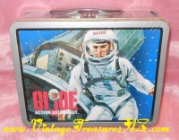 Image for GI Joe Action Astronaut Limited Edition 1998 Lunchbox/Lunch Box-style Collector's Tin Filled with Original Candy (Mint/Unopened/New Old Stock)  <b><span style='color:red'>*****PRIORITY MAIL SHIPPING INCLUDED – DOMESTIC ORDERS ONLY!*****</span></b><span style='color:purple'>