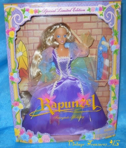 Image for <b><span style='color:purple'>   Rapunzel Fairy Tale Holiday Barbie Clone Fashion Doll New in Box RARE Special Limited Edition Jakks Pacific </span></b><span style='color:purple'>   <b><span style='color:red'>***USPS PRIORITY MAIL SHIPPING INCLUDED – DOMESTIC ORDERS ONLY!***</span></b><span style='color:purple'>