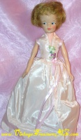 Image for Tammy Grown Up Clone/Look-Alike 12-inch Vintage ca 1960s-1970s Doll in Pink Ball Gown  <b><span style='color:red'>USPS PRIORITY MAIL SHIPPING INCLUDED – DOMESTIC ORDERS ONLY!</span></b><span style='color:purple'>