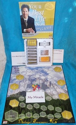 Image for <b><span style='color:purple'>  Your Best Life Now Joel Osteen Family Board Game Religious, Motivational, Inspirational & Educational 2006 (UNUSED) </span></b><span style='color:purple'>  <b><span style='color:red'>*****PRIORITY MAIL SHIPPING INCLUDED – DOMESTIC ORDERS ONLY!*****</span></b><span style='color:purple'>