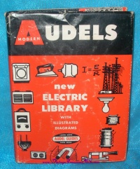 Image for Audels Modern New Electric Library with Illustrated Diagrams Vintage 1967 Audel Guides Book <b><span style='color:red'>  *****MEDIA MAIL SHIPPING INCLUDED – DOMESTIC ORDERS ONLY!*****  </span></b><span style='color:purple'>