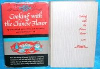 Image for Cooking with the Chinese Flavor Vintage 1956 Cookbook <b><span style='color:red'>*****MEDIA MAIL SHIPPING INCLUDED – DOMESTIC ORDERS ONLY!*****  </span></b><span style='color:purple'>