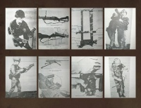 Image for Army Correspondence Course Program Vintage 1980s Gun Books Lot 9 <b><span style='color:red'>*****MEDIA MAIL   SHIPPING INCLUDED – DOMESTIC ORDERS ONLY!*****  </span></b><span style='color:purple'>